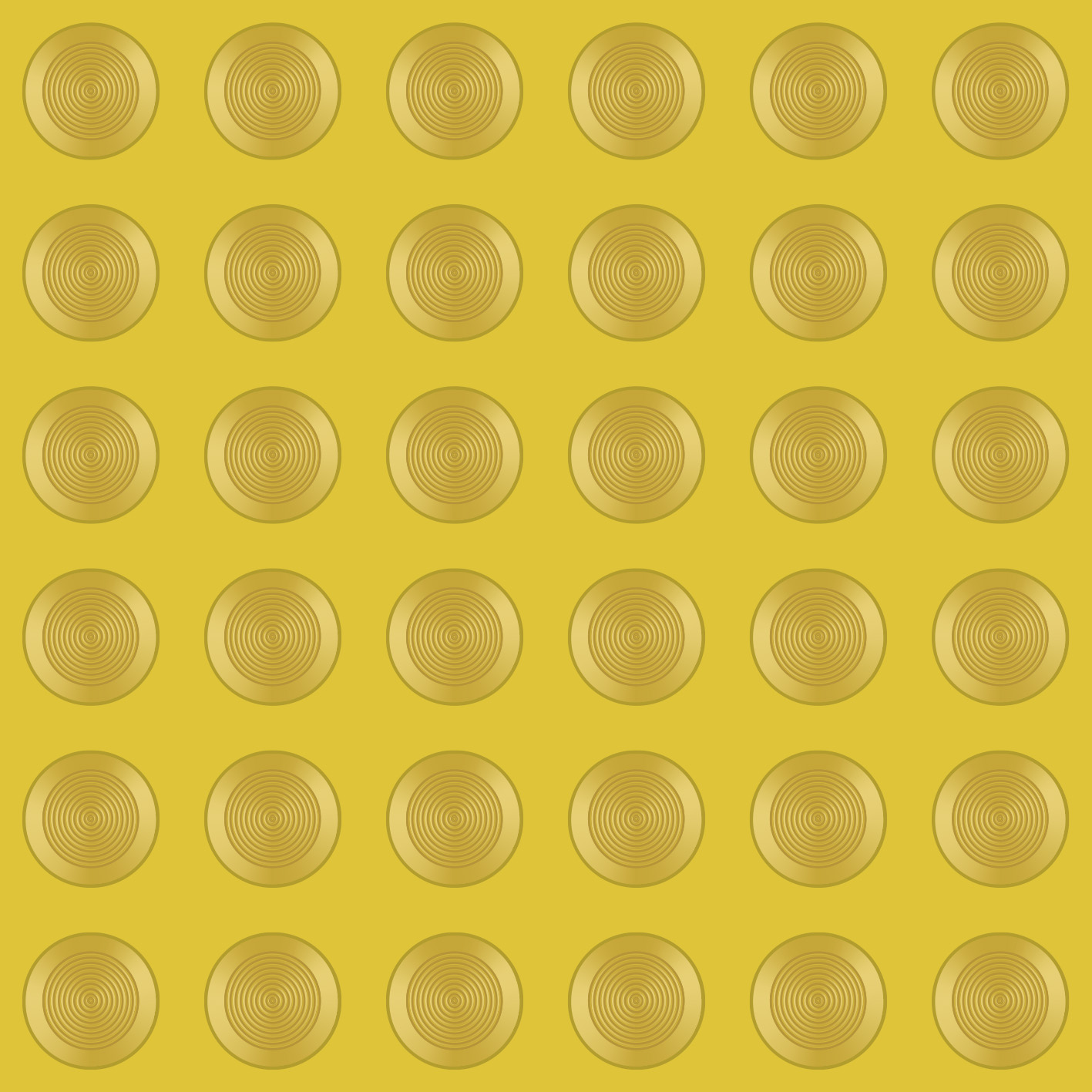 300x 300 Yellow Tactile Pad